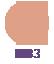 Beige Rose - M33